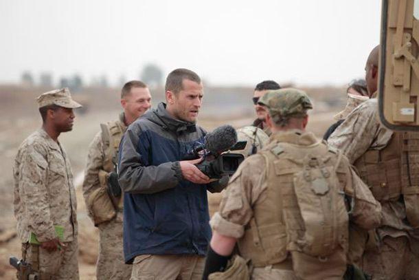 Ben Anderson (journalist) Ben Anderson Behind Afghanistan39s Front Line PORT Magazine