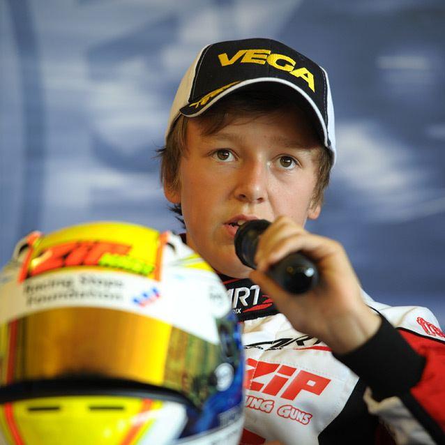 Ben Barnicoat kartcom fr Actualits Barnicoat Champion d39Europe
