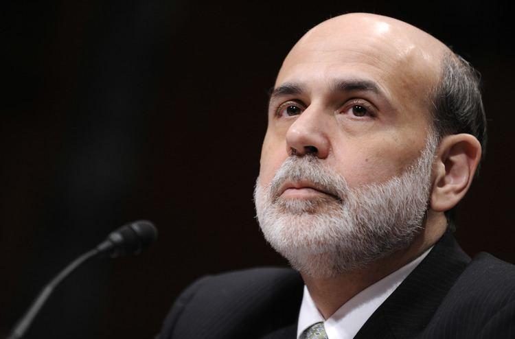 Ben Bernanke Ben Bernanke Lend Us Your Beard DeadAirFM