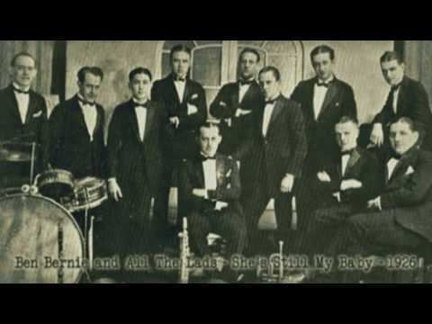 Ben Bernie and All the Lads Ben Bernie and All The Lads Shes Still My Baby 1926 YouTube
