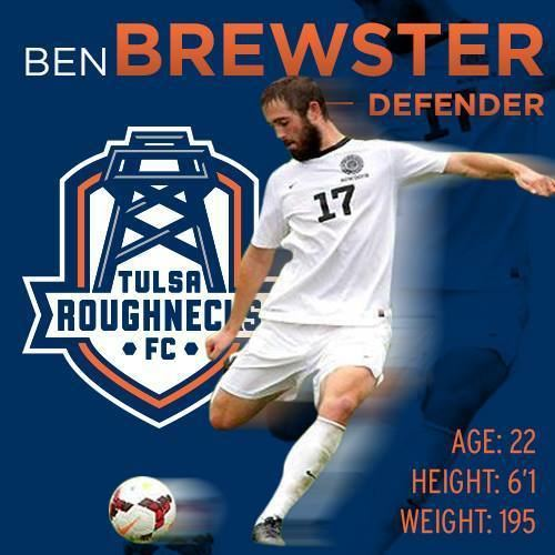 Ben Brewster (soccer, born 1992) Congratulations to Ben Brewster on signing professionally with the
