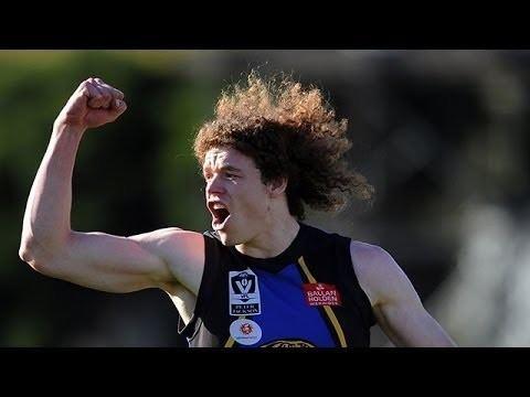 Ben Brown (footballer) National Draft 2013 Pick 47 Ben Brown highlights YouTube