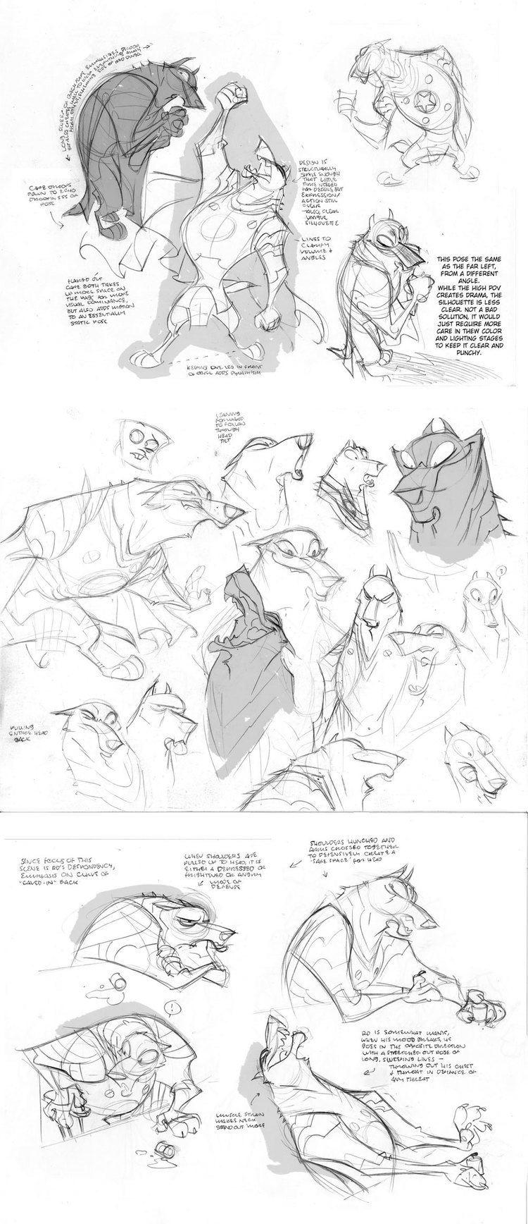 Ben Caldwell (cartoonist) Cartoons e dicas de Ben Caldwell THECAB The Concept