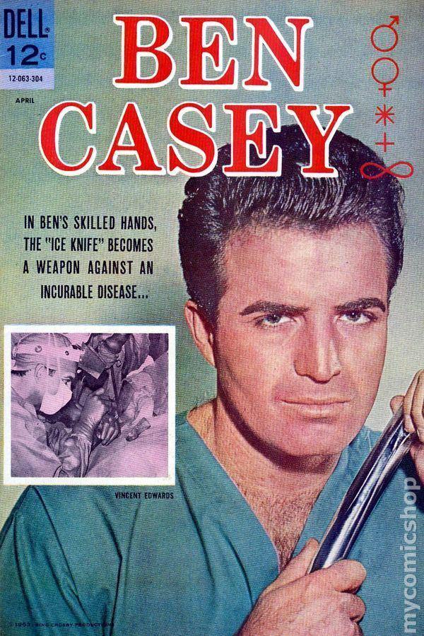 Ben Casey Ben Casey 1962 comic books