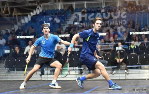 Ben Coleman (squash player) Ben Coleman Salming Squash player on the PSA squash tour Salming