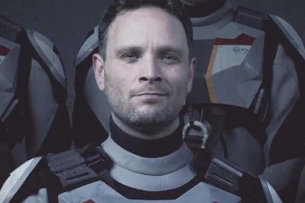 Ben Cotton National Geos Mars Actor Ben Cotton Talks Tough Shooting