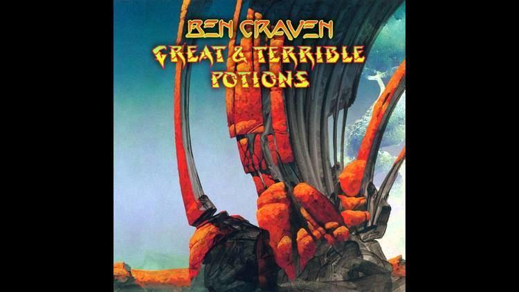 Ben Craven Ben Craven Great Terrible Potions Preview YouTube