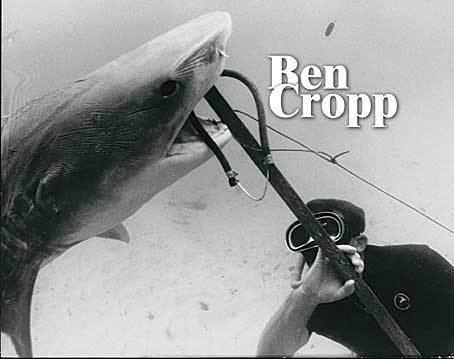 Ben Cropp An interview with Ben Cropp Dive Magazine