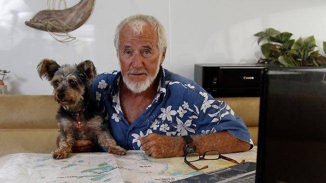 Ben Cropp Legendary documentary cinematographer and conservationist