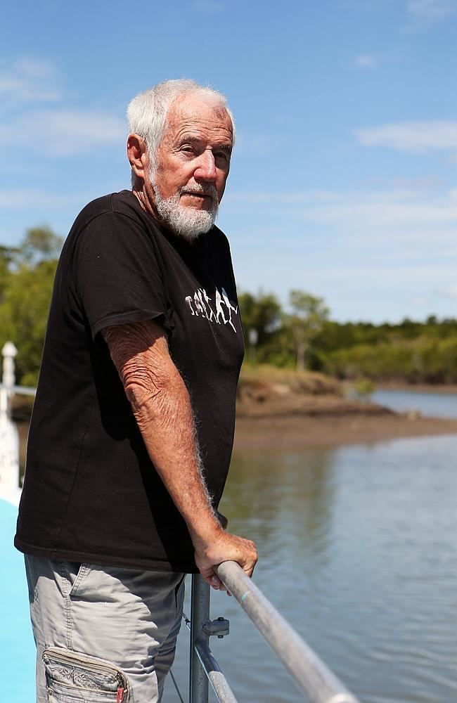 Ben Cropp Why Ben Cropp is a pioneer in Great Barrier Reef