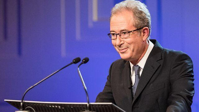 Ben Elton BBC One The Ronnie Barker Comedy Lecture with Ben Elton