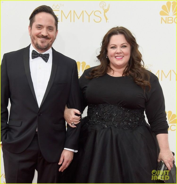 Ben Falcone Melissa McCarthy amp Ben Falcone Couple Up for Emmys 2014