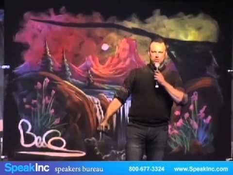 Ben Glenn Keynote Speaker Ben Glenn Presented by SpeakInc How to be a