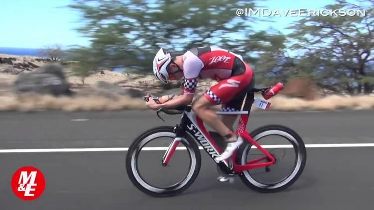 Ben Hoffman (triathlete) Ben Hoffman SLOMO Bike 2014 Hawaii Ironman Dave Erickson YouTube