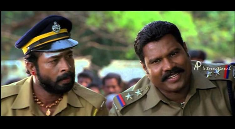 Ben Johnson (film) Ben johnson Malayalam Movie Kalabhavan Mani fight goons Harisree