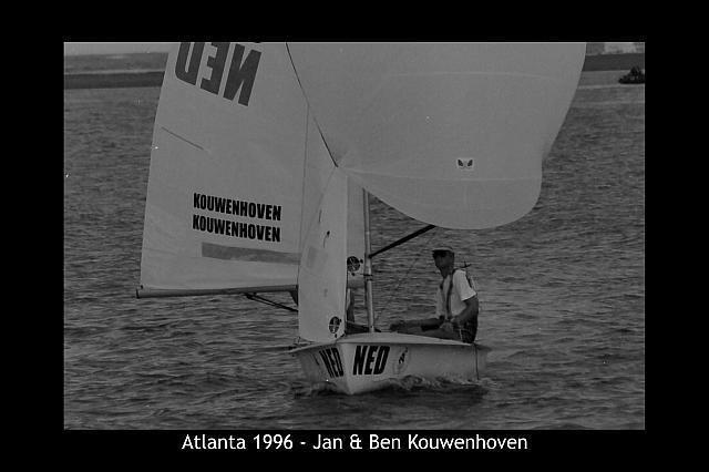 Ben Kouwenhoven OS 1996 Jan Kouwenhoven Ben Kouwenhoven