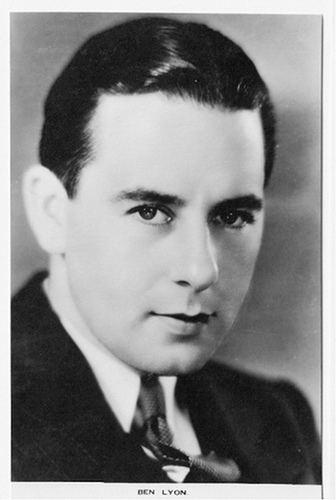 Ben Lyon BEN LYON 1930s1940s Flickr Photo Sharing