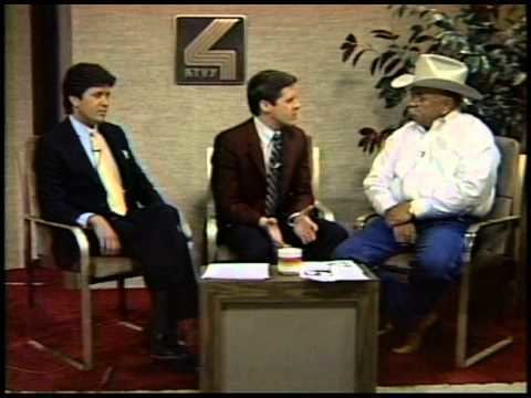Ben McCain Actor Wilford Brimley with Butch and Ben McCain YouTube