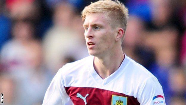 Ben Mee BBC Sport Burnley defender Ben Mee sidelined by knee injury