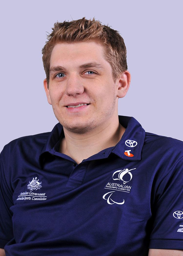 Ben Newton (wheelchair rugby)