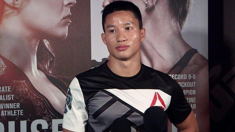 Ben Nguyen UFC 193 Ben Nguyen Looks to Move Past Viral Video YouTube