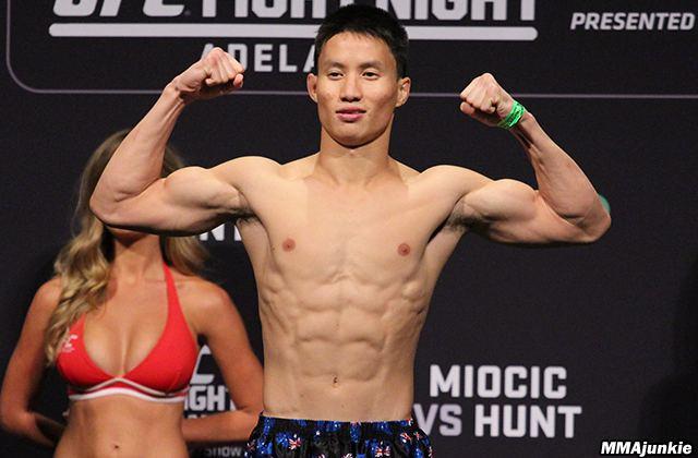 Ben Nguyen No Love For Ben Nguyen Sherdog Forums UFC MMA Boxing Discussion