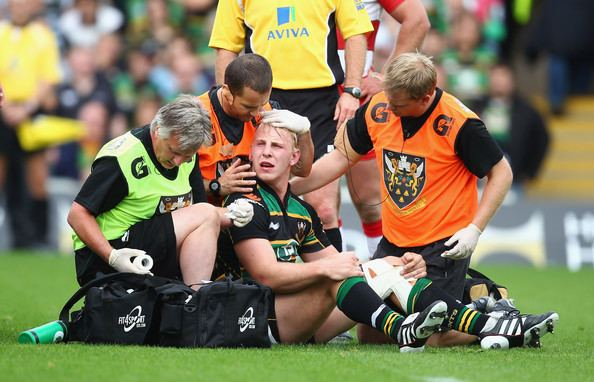 Ben Nutley Ben Nutley Photos Northampton Saints v Gloucester