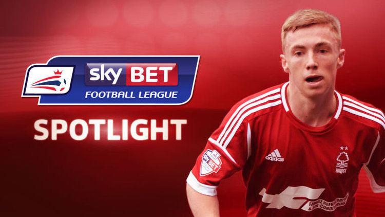 Ben Osborn Forest fire Football News Sky Sports