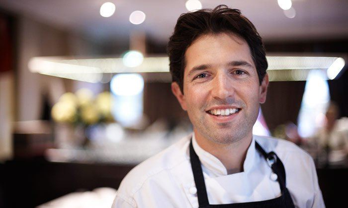 Ben Shewry Chef Ben Shewry has just bought Australia39s best