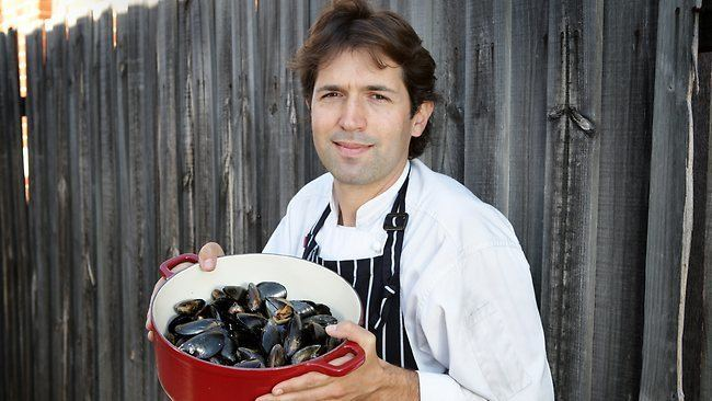 Ben Shewry What I39ve learnt with Attica chef Ben Shewry
