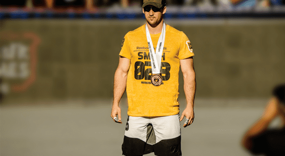 Ben Smith (CrossFit) Ben Smith Interview with the 23yearold Phenom