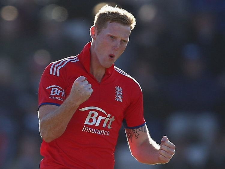Ben Stokes (Cricketer) in the past