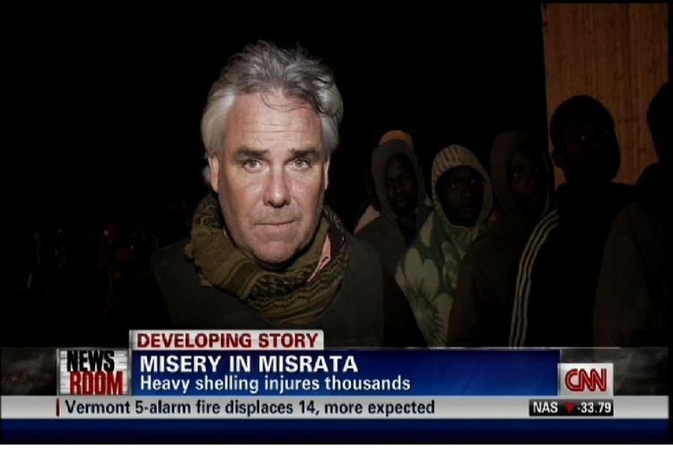 Ben Wedeman Civilians not protected in Misrata CNN Press Room CNN