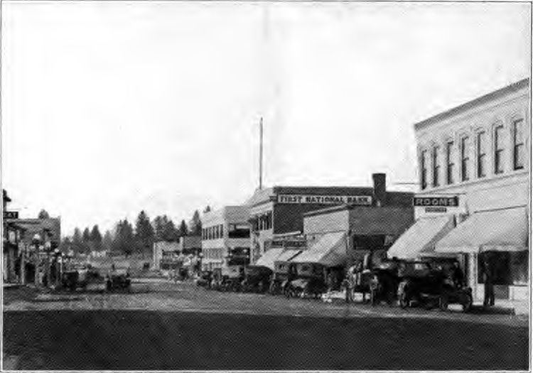 Bend, Oregon in the past, History of Bend, Oregon