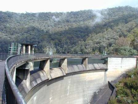 Bendora Dam Bendora Dam Spillway amp Bridge Strengthening Guideline ACT