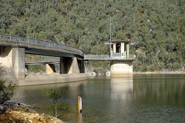 Bendora Dam Bendora Dam Keep Canberra Boring