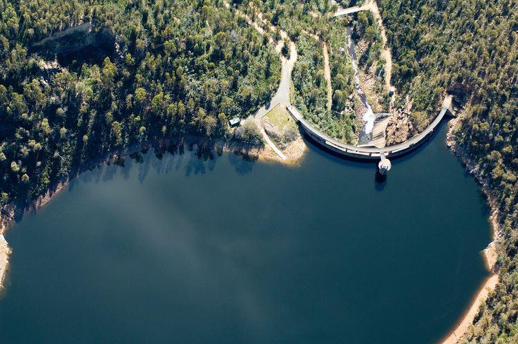 Bendora Dam Bendora Dam Mapionet