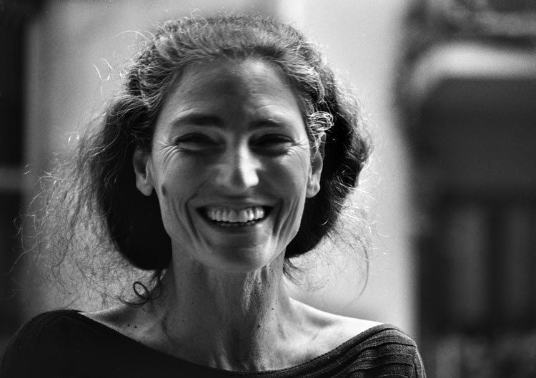 Benedetta Barzini LIVING LEGEND BENEDETTA BARZINI WOW