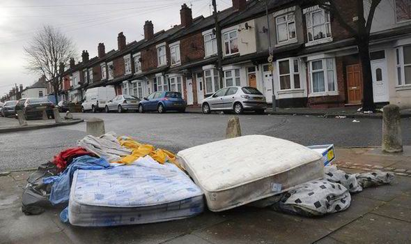 Benefits Street Tourists flock to road featured on TV39s Benefits Street