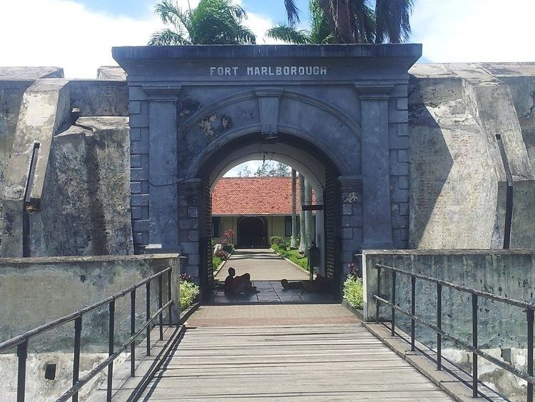 Bengkulu (city) in the past, History of Bengkulu (city)