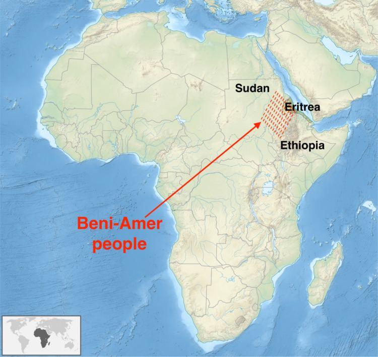 Beni-Amer people
