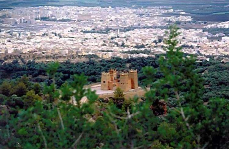Beni Mellal in the past, History of Beni Mellal