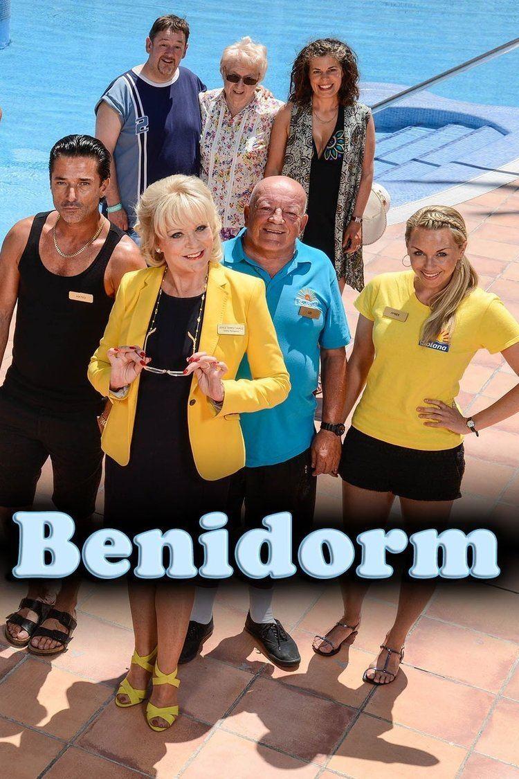 Benidorm (series 1) wwwgstaticcomtvthumbtvbanners12471034p12471