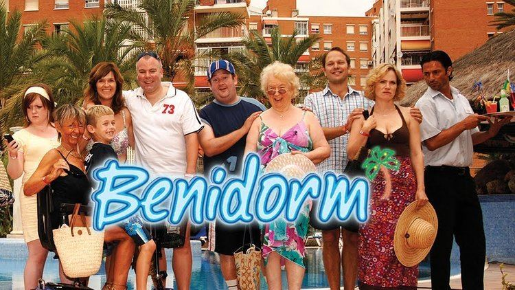 Benidorm (TV series) Benidorm Cancelled Renewed TV Shows Renew Cancel TV