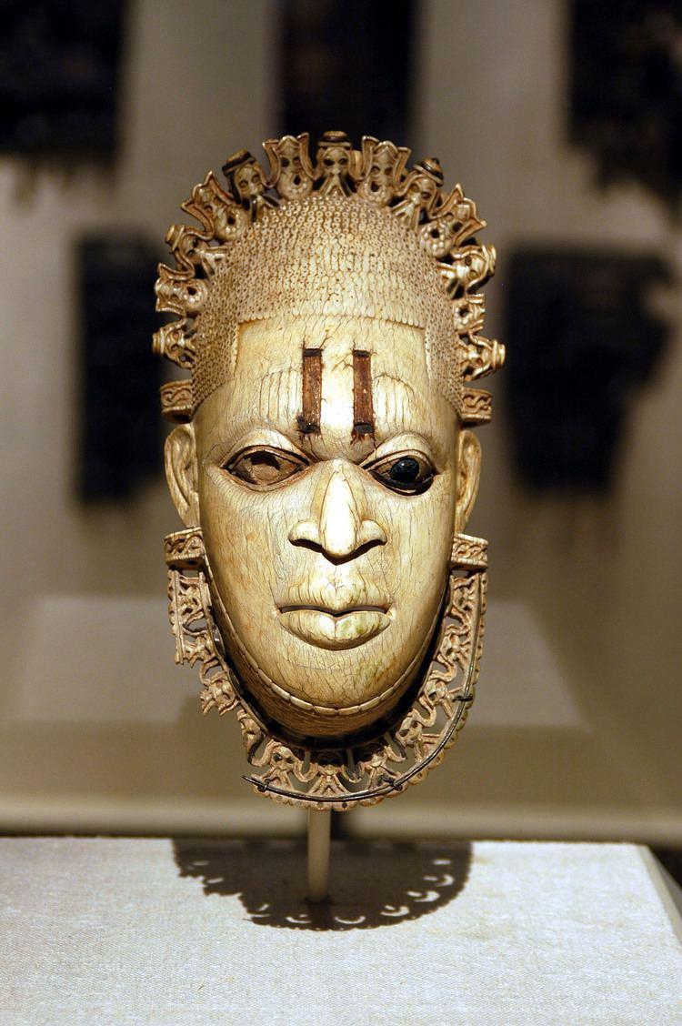Benin ivory mask - Alchetron, The Free Social Encyclopedia