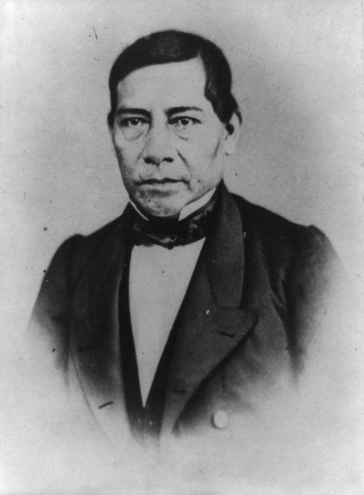 Benito Juarez Caf des Exils 2 Benito Jurez Lagniappe and Other