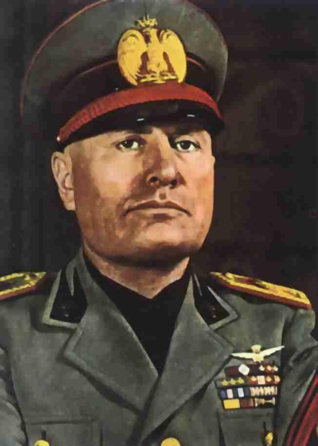 Benito Mussolini Benito Mussolini amp the Italian Fascism State Italian Fascism