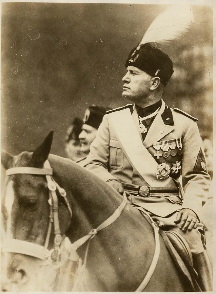 Benito Mussolini Benito Mussolini