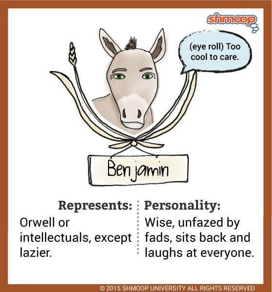 Benjamin Animal Farm Alchetron The Free Social Encyclopedia