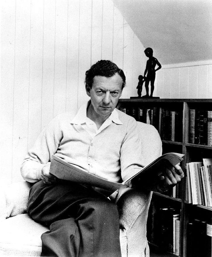 Benjamin Britten Benjamin Britten Wikipedia the free encyclopedia